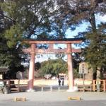 上賀茂神社内の杉尾社(林業の神様)にお参りしてきました!