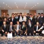 京都の木材青年経営者の会(京青協)の50周年記念式典が開催されました