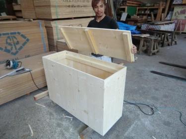オリジナル木箱(完成)